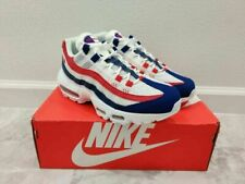 Nike Air Max 95 Men's Shoes White Gym Red Blue Sneakers CJ9926-100 ALL SIZES