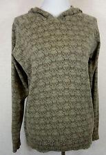 Feine hüftlange Damen-Pullover mit Kapuze