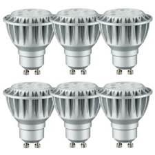 6 x Paulmann LED Leuchtmittel Reflektor 8W GU10 warmweiß 2700K DIMMBAR ~ UVP 78€