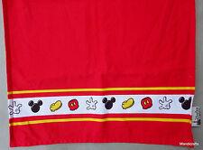 Tea Dish Towel Disney Parks Hidden Mickey Ears Logo Body Parts 28x17in Cotton