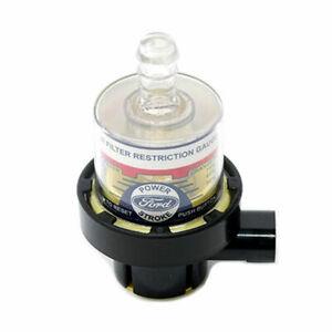 2003-2007 Ford F250-550 6.0L Diesel Air Filter Intake Gauge OEM NEW 5C3Z-9N622-A