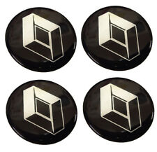 Renault Wheel Badges To Size - 5 8 12 10 4TL 25