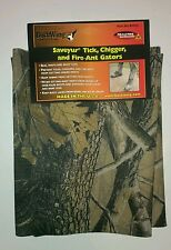Buckwing Realtree Hardwoods Camo Tick, Chigger & Fire Ant Gators Item BW52