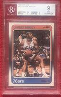 1988 FLEER BASKETBALL #85 CHARLES BARKLEY BGS 9 MINTY VHTF