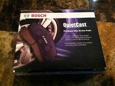 Bosch BP754 QuietCast Premium Disc Brake Pad Set w/ Hardware FOR Rear NEW IN BOX