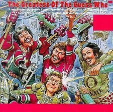 The Greatest of The Guess Who CD