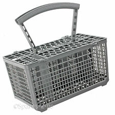 Cutlery Basket for HAIER Dishwasher Plastic Cage Tray Lid & Removable Handle