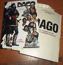 DAGO Vol.2 raccoglitore/copertina originale EURA con inserti da 11 a 22