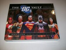 The DC Vault: Museum-In-A-Book 1st print 2008 New Sealed $50 SRP