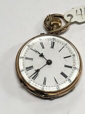 Vintage Pocket Watch Gold Casing Non Brand (GS)