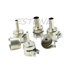 3/4/5/6/10/12mm BGA Circular Nozzles 850 Hot Air Rework Reflow Soldering Station
