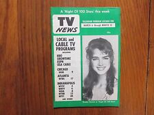 March, 1982 Indianapolis TV News(BROOKE  SHIELDS/JOAN COLLINS/NIGHT OF 100 STARS