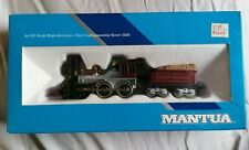 MANTUA MODEL Electric TRAIN HO Scale Reproduction 307-025 General Baltimore Ohio