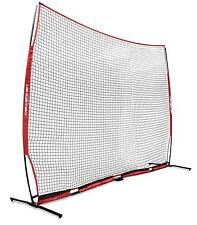 PowerNet XL Portable Barrier Net 21.5' x 11.5' Baseball and Lacrosse 247 Sqft