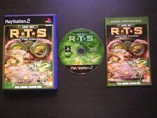 ARMY MEN RTS : JEU Sony PlayStation 2 PS2 ( 3DO COMPLET envoi suivi)