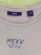 Langarmshirt Shirt Mexx Lila Flieder 110 116 Mädchen