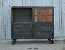 Bar Cart, Liquor Cabinet, Vintage Industrial, Mid Century Modern, Urban/Rustic.