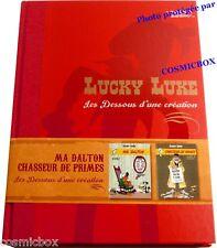 Tirage luxe LUCKY LUKE intégrale toilé 120 pages MA DALTON - CHASSEUR de PRIMES