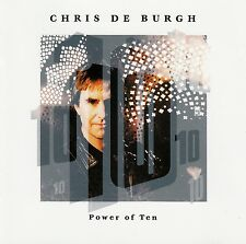 CHRIS DE BURGH - POWER OF TEN / CD (A&M RECORDS 397 188-2)