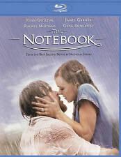 The Notebook Blu-Ray Nick Cassavetes(Dir) 2004