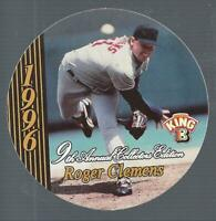 1996 King B Discs Baseball Card Pick