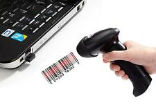 2.4G USB Wireless Handheld Visible laser Barcode Bar Code Scanner Reader