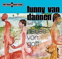 Neues von Gott. CD von Dannen, Funny van | Buch | Zustand gut