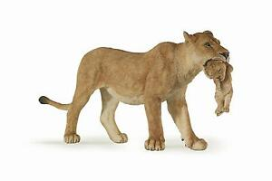 LIONESS WITH CUB Replica # 50043 ~ FREE SHIP/USA w/ $25.+ Papo Items