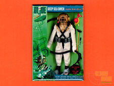 "GI Joe Deep Sea Diver 2x3"" fridge/locker magnet box art Hasbro"