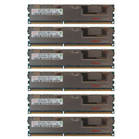 48GB Kit 6x 8GB DELL POWEREDGE R320 R420 R520 R610 R620 R710 R820 Memory Ram