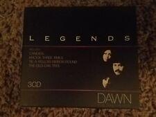 Legends by Tony Orlando & Dawn (CD, 2005, 3 Discs Box, Camden)