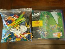 K'Nex 70 Model Building Set 13419 885100707673 Used No Box