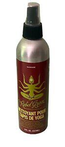 Rebel Green Yoga Mat Spray - Wisdom - Kissed With Essential Oils & Frankincense