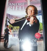 Andre Rieu Magic Of The Waltz (Australia All Region) DVD – New