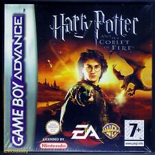 GBA Harry Potter & The Goblet of Fire, UK Pal, Brand New & Factory Sealed