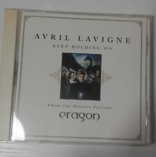 Avril Lavigne Keep Holding On Eragon CD Audio Originale, Introvabile, Nuovo