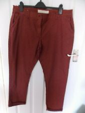 SIZE 18 LONG FIT CHINOS JEANS