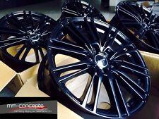 19 Zoll WH18 Felgen Schwarz Audi A4 A5 A6 A7 S8 S4 VW Passat CC R36 Scirocco R S