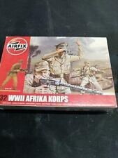 Soldats AIRFIX 1/32 WW2 German AFRIKA CORPS
