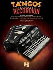 Tangos for Accordion Accordion Book NEW 000122252