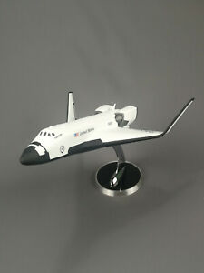 """1:100 SCALE MODEL OF PATHFINDER SPACE SHUTTLE, MADE OF COMPOSITE  (15"""" LENGTH)"""