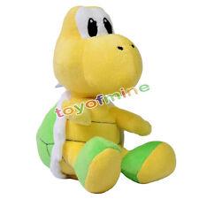 8'' Super Mario Bros Koopa Troopa Stuffed Toy Kid Stuffed Animal Doll New