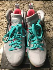 "Nike Lebron 9 P.S. Elite Series ""South Beach"" NIB"
