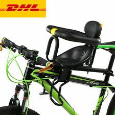 Kid Bicycle Chair Carrier Baby Bike Saddle Safety Stable Children Seat Front