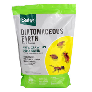 4 lb. Diatomaceous Earth - Bed Bug, Flea, Ant, Crawling Insect Killer
