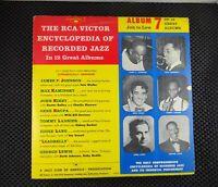 The RCA Victor Encyclopedia Of Recorded Jazz: Album 7- Joh To Lew (LEJ-7)