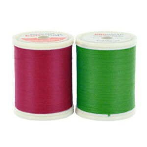 ProWrap Size 'D' ColorFast Rod Winding Thread 300 yard spool | 85 Variations