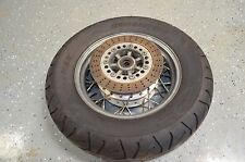 1993 93 KAWASAKI VULCAN 88 VN1500B VN 1500 REAR BACK WHEEL RIM ROTOR TIRE 013954