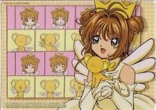 Card Captor Sakura Sakura and Kero Pencil Board Shitajiki NEW