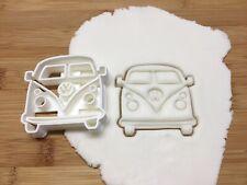 VW Camper van Cookie Cutter. Biscuit, Pastry, Fondant Cutter